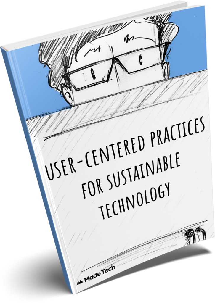 User Centred Practices for Sustainable Technology book cover