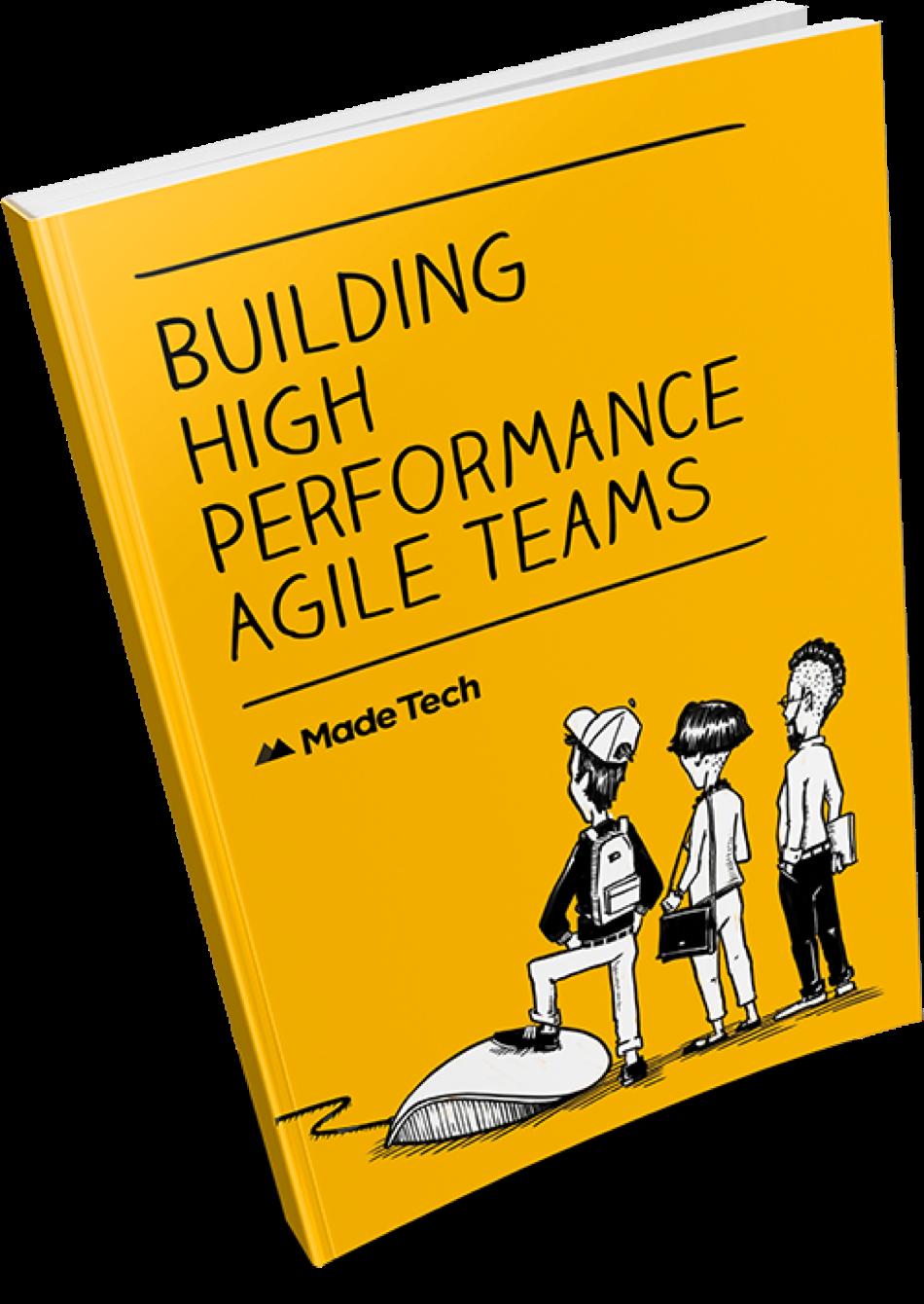 Building High Performance Agile Teams book cover