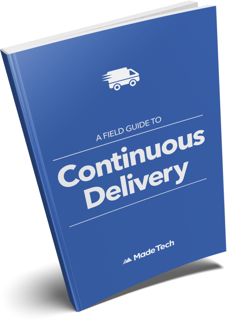 A field guide to continuous delivery book cover