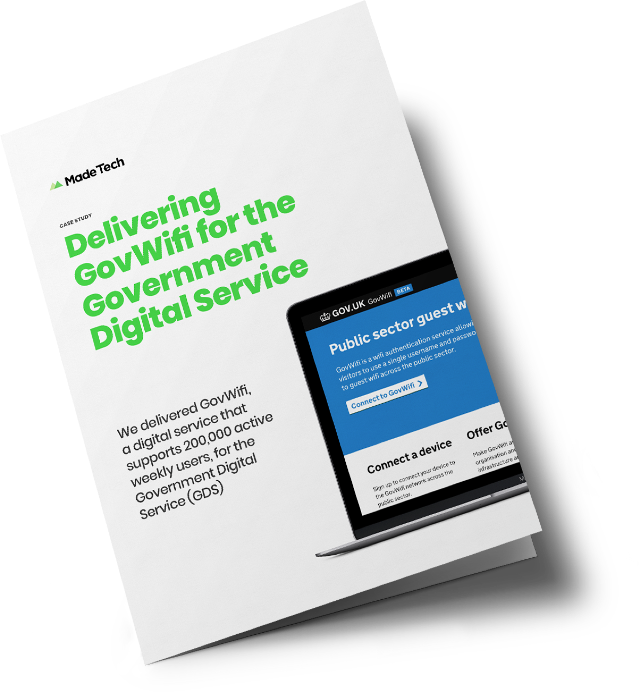 Delivering GovWifi for the Government Digital Service case study cover
