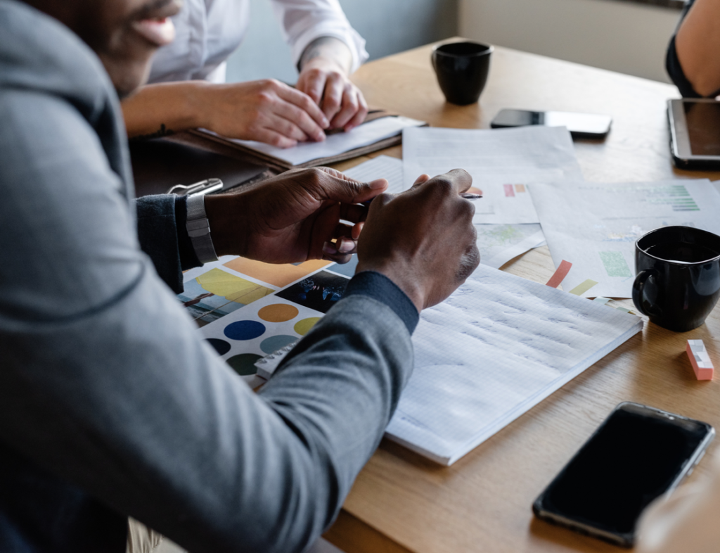 Preparing UKRI for a major technology modernisation case study business meeting