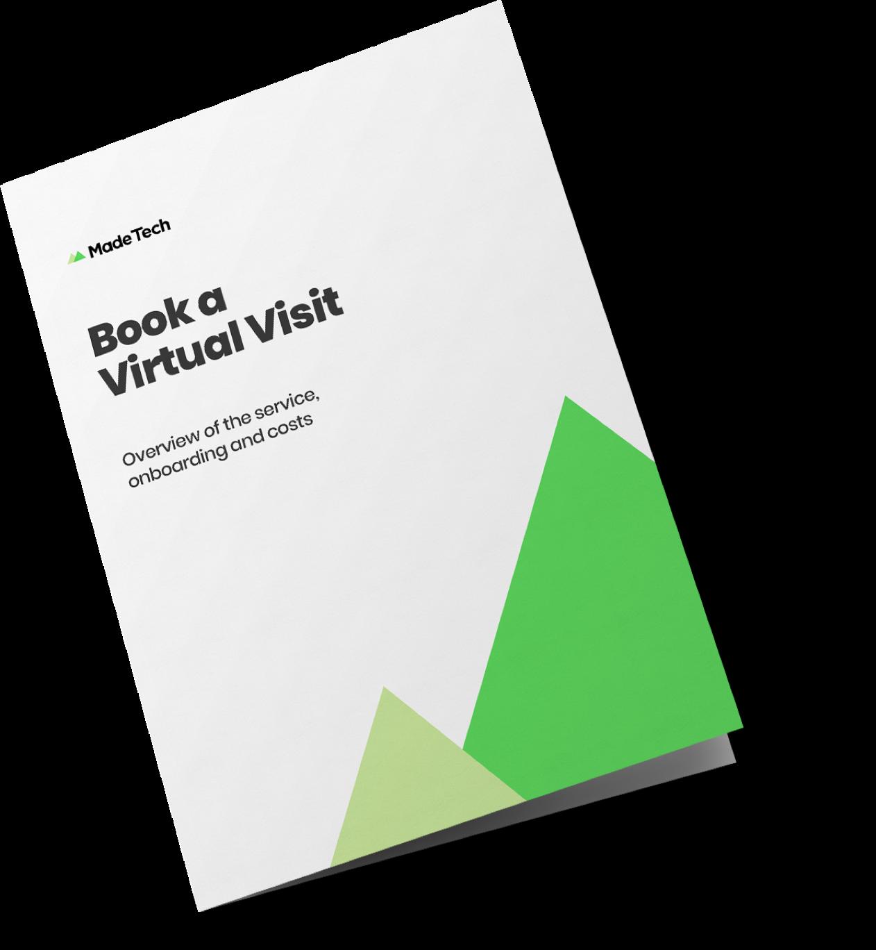 Book a virtual visit cover